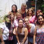 Curso de Mediación con Proyecto Familias y Comunidades. Octubre 2012