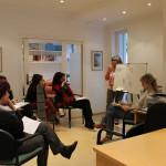 Curso de Mediación con Proyecto Familias y Comunidades. Sept 2013