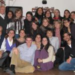 Curso de Formación de Mediadores Familiares. Fundación Retoño. Junio 2007
