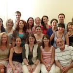 Posgrado en Prácticas Colaborativas y Dialógicas. FundaCes Houston. 2012