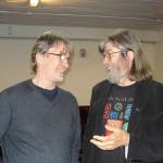 FundaCes. Seminario Diálogos Abiertos en Prácticas Relacionales. Jaako Seikkula y Tom Arnkil. 2012