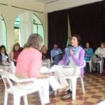 Taller. El Equipo Reflexivo en Encuentro de Mediadores en Red. Córdoba - Nov. 2012