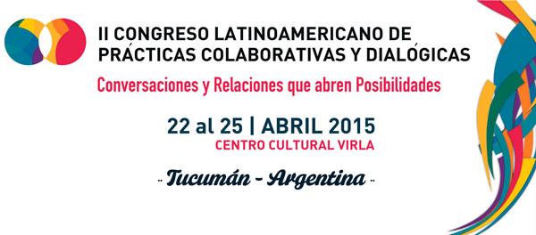 II Congreso Latinoaericano de Prácticas Colaborativas y Dialógicas
