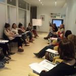 Entrenamiento en Mediación Familiar. Octubre/ Noviembre 2014